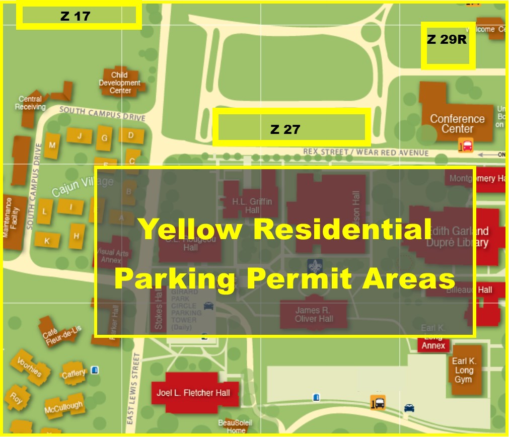 Zone Listing and Maps | Office of Transportation Services